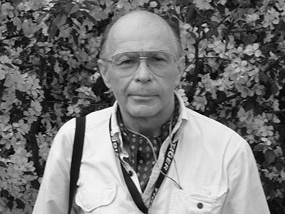 Michael Meylac: Author's Photo